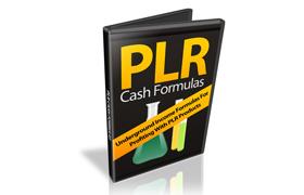 PLR Cash Formulas