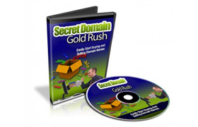 Secret Domain Gold Rush