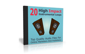 20 High Impact Instrumental Loops