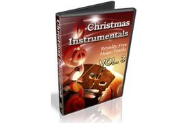 Christmas Instrumentals Vol 3