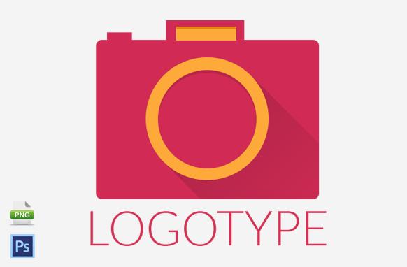 Unique PSD Logo Template Edition 19