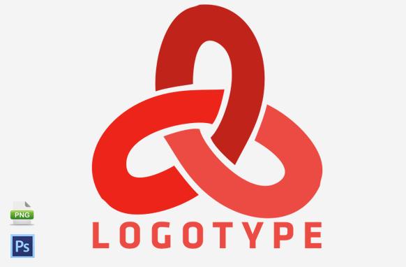 Unique PSD Logo Template Edition 20