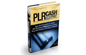 PLR Cash Blueprint