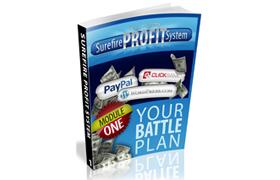 Surefire Profit System – Your Battle Plan