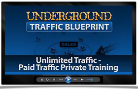 Underground Traffic Blueprints