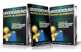 Underground Traffic Blueprints Phase 2