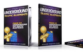 Underground Traffic Blueprints Phase 3