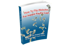 How To Flip Websites For Instant PayPal Cash