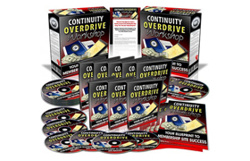Continuity Overdrive Workshop