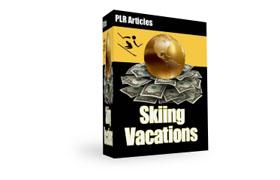 PLR Articles Skiing Vacations