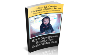 How To Create Your Own Illustrations For a Children's Picture Ebook