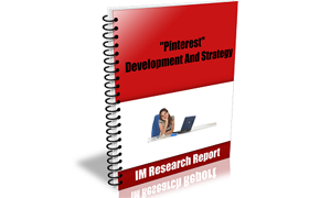 Pinterest Development And Strategy