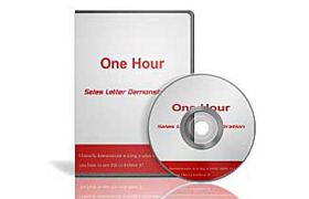 One Hour Sales Letter Demonstration