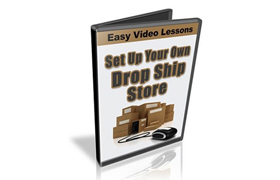 Set Up Your Own Drop Ship Store