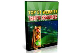 Top 51 Website Traffic Resources