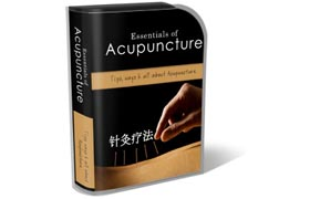 Acupuncture HTML PSD Template