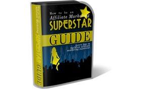 Affiliate Super Star HTML PSD Template