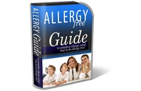 Allergy Free HTML PSD Template