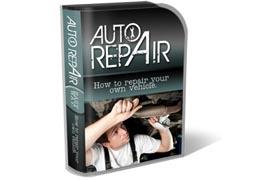 Auto Repair HTML PSD Template