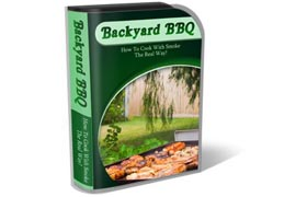 Backyard BBQ HTML PSD Template