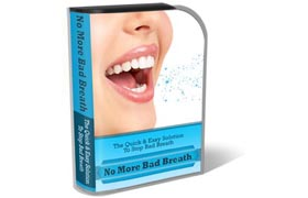 Bad Breath WP HTML PSD Template