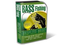 Bass Fishing HTML PSD Template