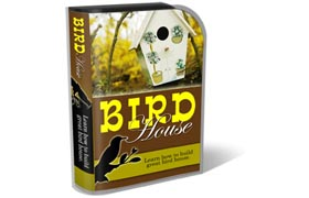 Bird House HTML PSD Template