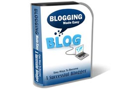 Blogging Made Easy HTML PSD Template