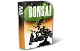 Bonsai HTML PSD Template