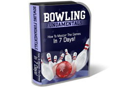 Bowling Fundamentals HTML PSD Template
