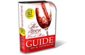 Brew Your Own Wine HTML PSD Template