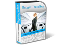 Budget Traveling HTML PSD Template