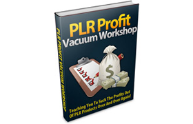 PLR Advantage