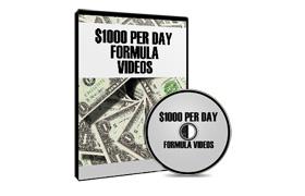 $1000 Per Day Formula Videos