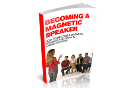 Becoming A Magnetic Speaker