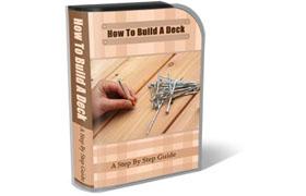 Build A Deck HTML PSD Template