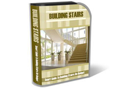 Building Stairs HTML PSD Template