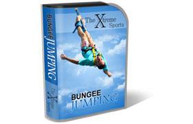 Bungee Jumping HTML PSD Template