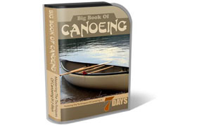 Canoeing WP HTML PSD Template
