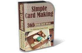 Card Making WP HTML PSD Template
