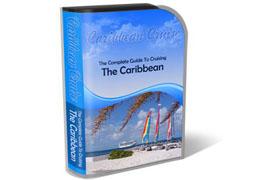 Caribbean Cruise HTML PSD Template