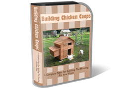 Chicken Coops HTML PSD Template