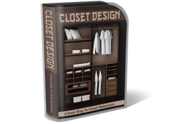 Closet Design WP HTML PSD Template
