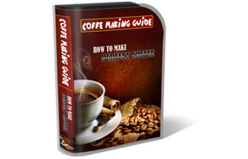 Coffe Making HTML PSD Template