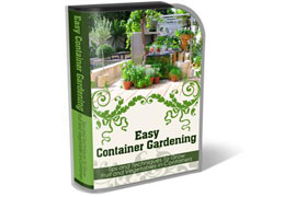 Container Gardening WP HTML PSD Template