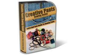 Creative Pants Sewing WP HTML PSD Template