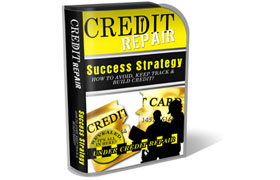 Credit Repair HTML PSD Template