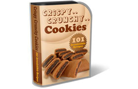 Crunchy Cookies WP HTML PSD Template