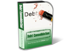 Debt Consolidation HTML PSD Template