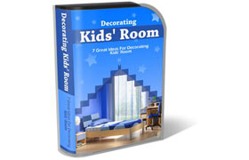 Decorating Kids Room WP HTML PSD Template